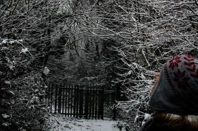 me-in-snow